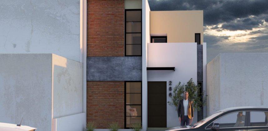 Casas Lomas de la Villa – Modelo LMS – 286