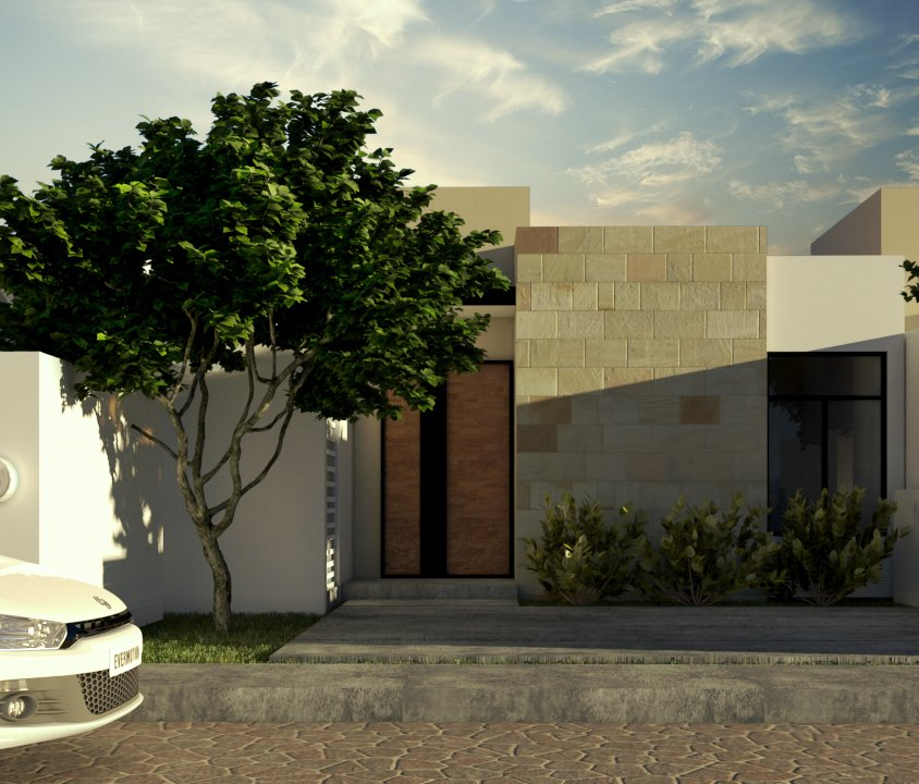 Casa Real de Caná – Modelo B