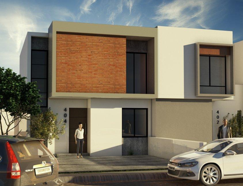 Casas Lomas de la Villa – Modelo LMS – 404